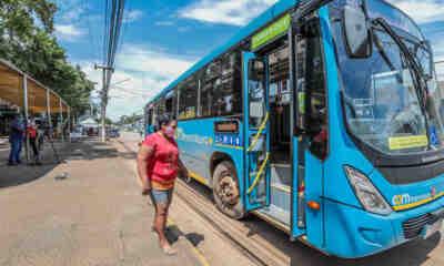 Começa a valer a gratuidade da tarifa do transporte coletivo
